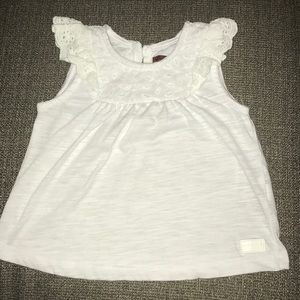 7 for all mankind sleeveless top